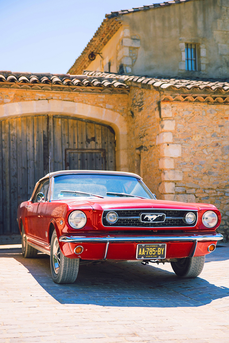 Ford Mustang Cabriolet 66